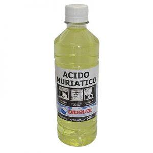 ácido muriático