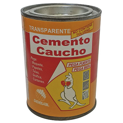 cemento-caucho
